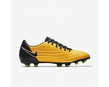 Nike Magista Ola Ii Fg Firm-Ground Football Boot Mens Shoes Laser Orange/White/Volt/Black Style: 844420-801
