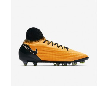 Nike Magista Orden Ii Ag-Pro Artificial-Grass Football Boot Mens Shoes Laser Orange/White/Volt/Black Style: 843811-801