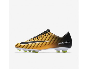 Nike Mercurial Victory Vi Fg Firm-Ground Football Boot Mens Shoes Laser Orange/White/Volt/Black Style: 831964-801