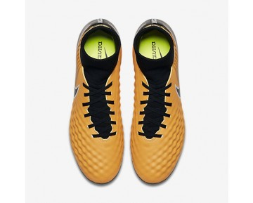 Nike Magista Onda Ii Dynamic Fit Ag-Pro Artificial-Grass Football Boot Mens Shoes Laser Orange/White/Volt/Black Style: 917786-801