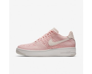 Nike Air Force 1 Flyknit Low Mens Shoes Sunset Tint/Sail/Sunset Tint Style: 817419-601
