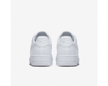 Nike Air Force 1 Flyknit Low Mens Shoes White/White/White Style: 817419-101