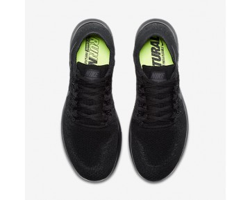 Nike Free Rn Flyknit 2017 Running Mens Shoes Black/Anthracite/Anthracite/Anthracite Style: 880843-010