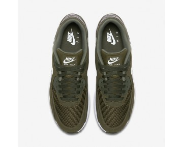 Nike Air Max 90 Ultra 2.0 Se Mens Shoes Cargo Khaki/White Style: 876005-301