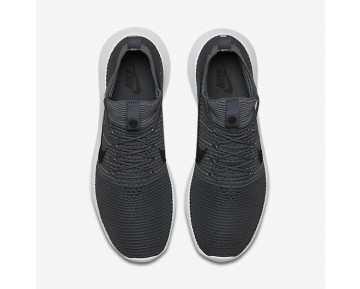 Nike Roshe Two Flyknit V2 Mens Shoes Dark Grey/Cool Grey/White/Black Style: 918263-001