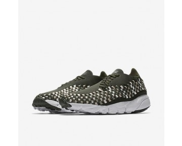 Nike Air Footscape Woven Nm Mens Shoes Sequoia/Sail/White/Light Orewood Brown Style: 875797-300