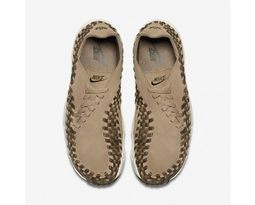 Nike Air Footscape Woven Nm Mens Shoes Khaki/Cargo Khaki/Sail/Medium Olive Style: 875797-200