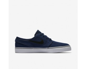 Nike Sb Zoom Stefan Janoski Skateboarding Mens Shoes Binary Blue/Black Style: 333824-409