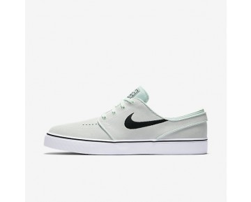 Nike Sb Zoom Stefan Janoski Skateboarding Mens Shoes Barely Green/Mint/Black Style: 333824-308