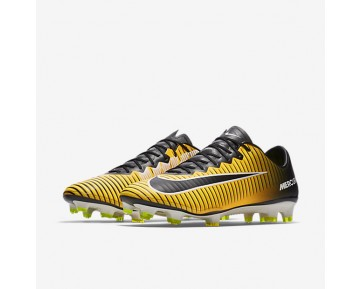 Nike Mercurial Vapor Xi Fg Firm-Ground Football Boot Mens Shoes Laser Orange/White/Volt/Black Style: 831958-801