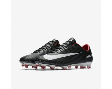 Nike Mercurial Vapor Xi Fg Firm-Ground Football Boot Mens Shoes Black/Dark Grey/White Style: 831958-002