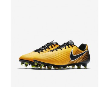 Nike Magista Opus Ii Firm-Ground Football Boot Mens Shoes Laser Orange/White/Volt/Black Style: 843813-801