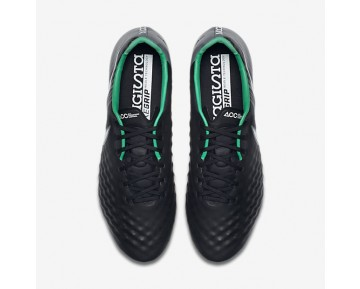Nike Magista Opus Ii Firm-Ground Football Boot Mens Shoes Black/Cool Grey/Stadium Green/White Style: 843813-002