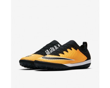 Nike Mercurialx Finale Ii Turf Football Mens Shoes Laser Orange/White/Volt/Black Style: 831975-801