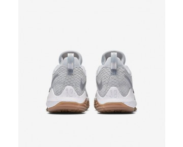 Nike Pg1 Basketball Mens Shoes Pure Platinum/University Gold/Wolf Grey Style: 878627-008