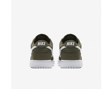 Nike Dunk Low Mens Shoes Cargo Khaki/White Style: 904234-303