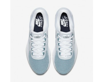 Nike Air Max Zero Essential Mens Shoes Smoky Blue/White/Obsidian/Smoky Blue Style: 876070-003