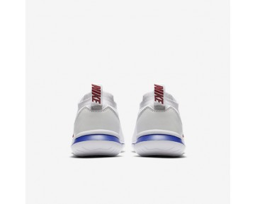 Nike Cortez Flyknit Mens Shoes White/Varsity Royal/Varsity Red Style: AA2029-100