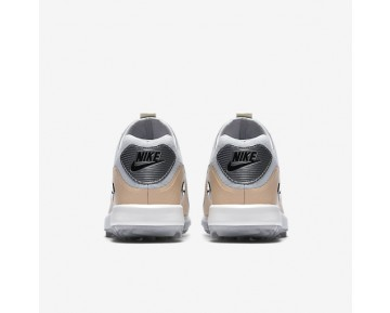 Nike Air Zoom 90 It Ngc Golf Mens Shoes Wolf Grey/Dark Grey/Vachetta Tan/Black Style: 904770-001
