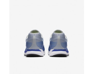 Nike Air Zoom Pegasus 34 Running Mens Shoes Wolf Grey/Racer Blue/Deep Royal Blue/White Style: 880555-007
