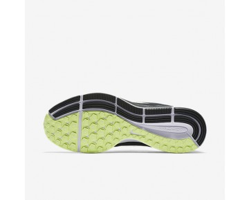 Nike Air Zoom Pegasus 34 Solstice Running Mens Shoes Dark Grey/Black/White/Barely Volt Style: 883271-001