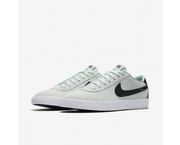 Nike Sb Zoom Bruin Premium Se Skateboarding Mens Shoes Barely Green/Mint/Black/Black Style: 877045-301