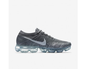Nike Air Vapormax Flyknit Running Mens Shoes Dark Grey/Wolf Grey/Pure Platinum/Black Style: 849558-002