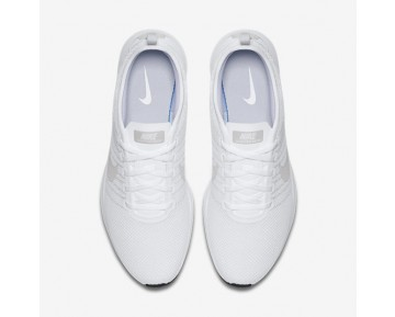 Nike Dualtone Racer Mens Shoes White/White/Black/Pure Platinum Style: 918227-102