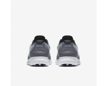 Nike Free Rn 2017 Running Mens Shoes Wolf Grey/Pure Platinum/Black/Off-White Style: 880839-002