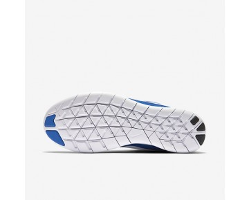 Nike Free Rn 2017 Running Mens Shoes Deep Royal Blue/Soar/Ghost Green/White Style: 880839-401