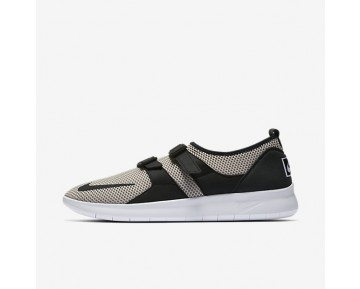 Nike Air Sock Racer Se Mens Shoes Cobblestone/White/Volt/Black Style: 918244-002