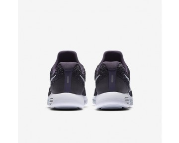 Nike Lunarepic Low Flyknit 2 Running Mens Shoes Dark Raisin/Black/Provence Purple/Pure Platinum Style: 863779-500