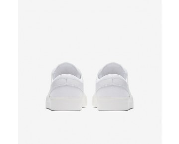 Nike Sb Air Zoom Stefan Janoski Elite Ht Skateboarding Mens Shoes White/Sail/Pure Platinum/White Style: 918303-111