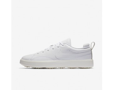 Nike Course Classic Golf Mens Shoes White/Sail/Black/White Style: 905232-100