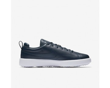 Nike Course Classic Golf Mens Shoes Armoury Navy/White/Laser Orange/Armoury Navy Style: 905232-400
