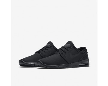 Nike Sb Stefan Janoski Max Skateboarding Mens Shoes Black/Anthracite/Black/Black Style: 631303-007