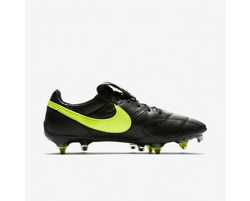 Nike Premier Ii Anti-Clog Traction Sg-Pro Soft-Ground Football Boot Mens Shoes Black/Black/Volt Style: 921397-001