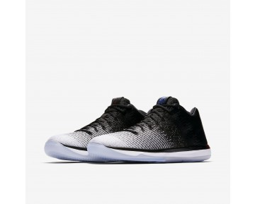 Air Jordan Xxxi Low Q54 Basketball Mens Shoes White/Black/University Red/White Style: 921195-154