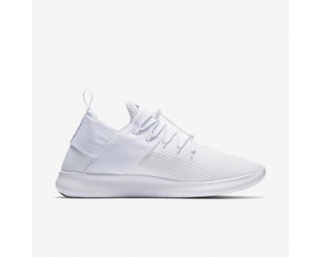 Nike Free RN Commuter 2017 Mens Shoes White/White/White Style: 880841-100