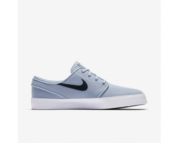 Nike SB Zoom Stefan Janoski Canvas Mens Shoes Light Armoury Blue/Obsidian/Obsidian Style: 615957-440