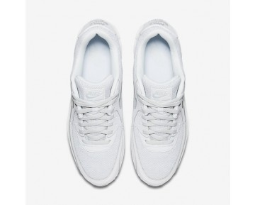Nike Air Max 90 Essential Mens Shoes White/Pure Platinum Style: 537384-134