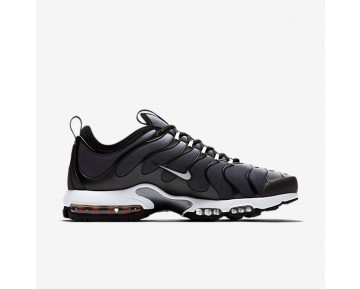 Nike Air Max Plus Tn Ultra Mens Shoes Black/Wolf Grey/White/Metallic Silver Style: 898015-001