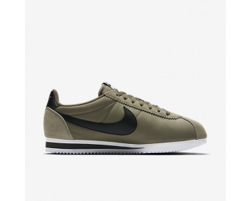 Nike Classic Cortez Nylon Mens Shoes Trooper/White/Black Style: 807472-201