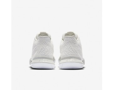 Kyrie 3 Mens Shoes Ivory/Light Bone/Pale Grey Style: 852395-101