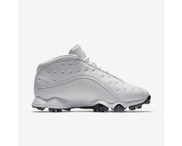 Air Jordan 13 Mens Shoes White/Black/White/Black Style: 917719-102