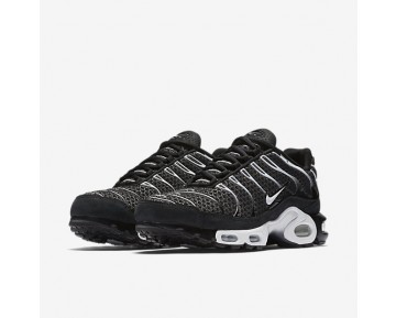 NikeLab Air Max Plus Mens Shoes Black/Salsa Red/Sail Style: 898018-001