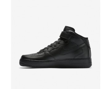 Nike Air Force 1 Mid 07 Mens Shoes Black/Black/Black Style: 315123-001
