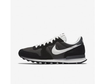 Nike Internationalist Mens Shoes Deep Pewter/Black/Anthracite/Sail Style: 828041-201