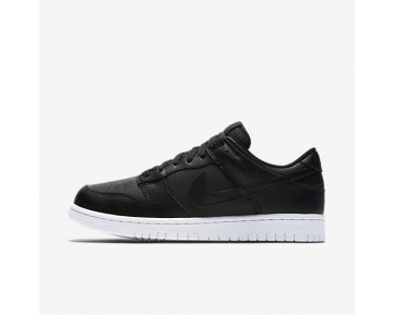 Nike Dunk Low Mens Shoes Black/White/Black Style: 904234-003