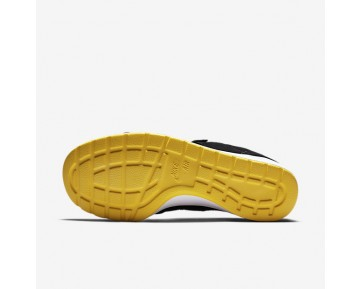 Nike Air Sock Racer OG Mens Shoes Black/Tour Yellow/White/Black Style: 875837-001